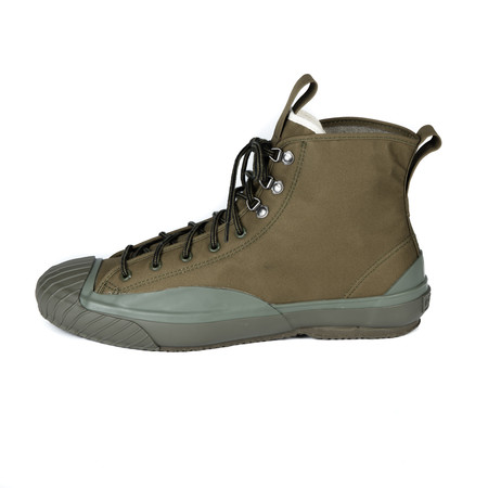The Hill-Side All-Weather High Tops - Borreal Forrest