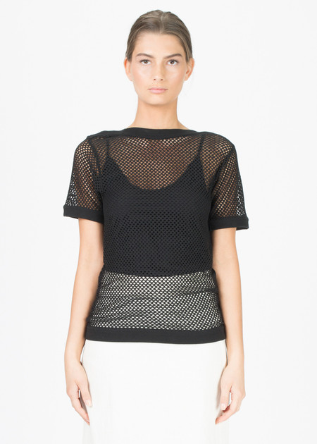 A Détacher Mabel Mesh Tee