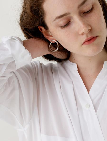 Sophie Buhai  Illusion Hoop Earrings