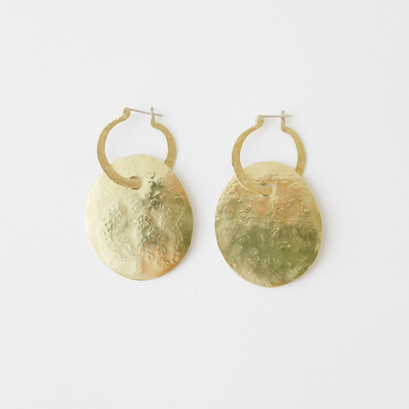Crescioni lune earrings