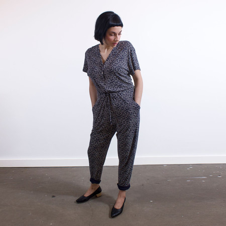 Dagg and Stacey 'Malak' jumpsuit