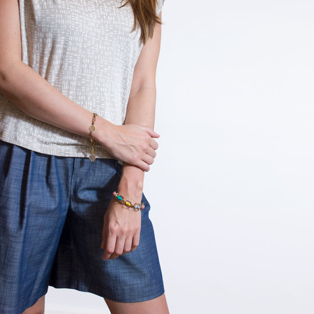 Jennifer Glasgow Bloom Shorts