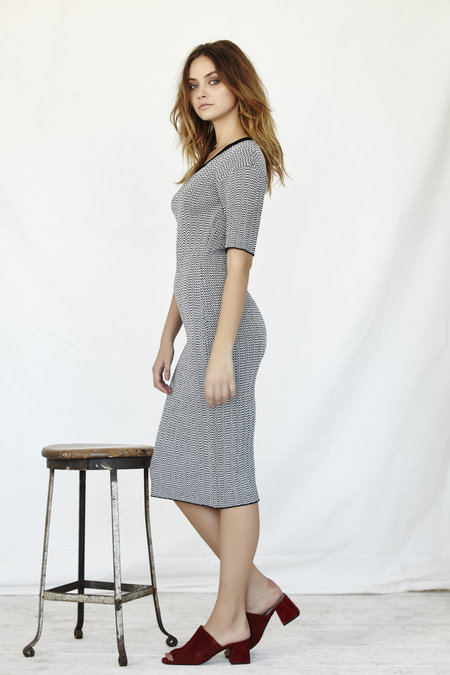 Callahan Stripe T-Shirt Dress