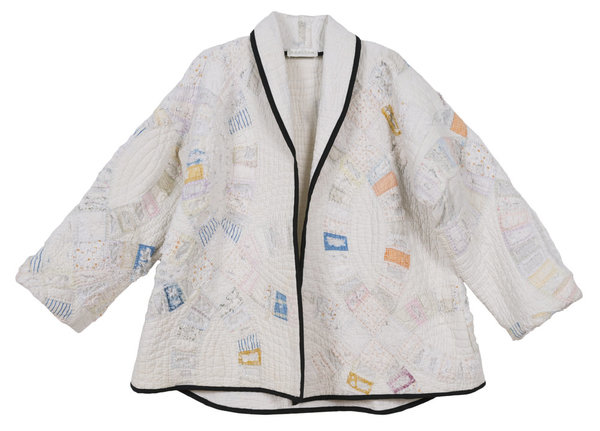 Carleen Quilt Clutch Jacket
