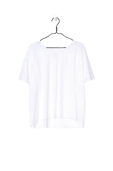Kowtow Oversized Top - White
