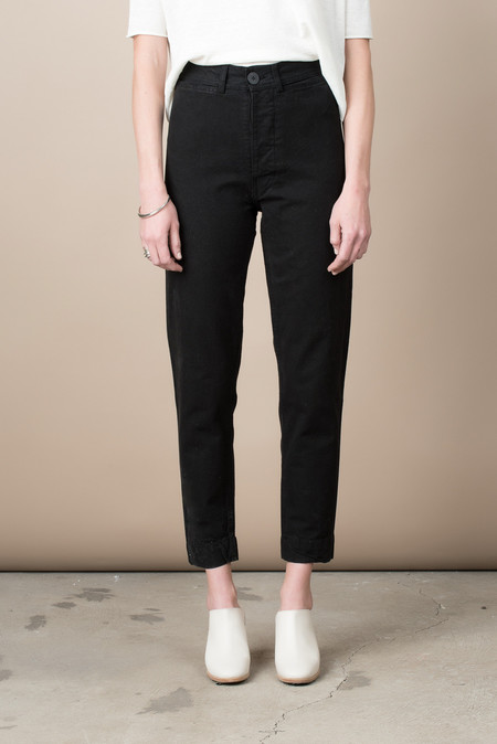 Jesse Kamm Ranger Pants In Black