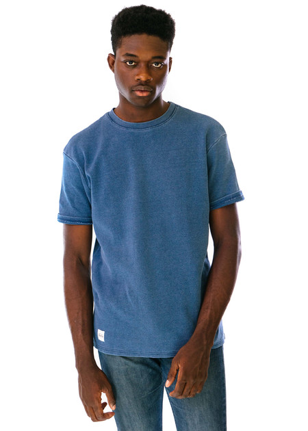 Native Youth Bexhill Tee - Indigo
