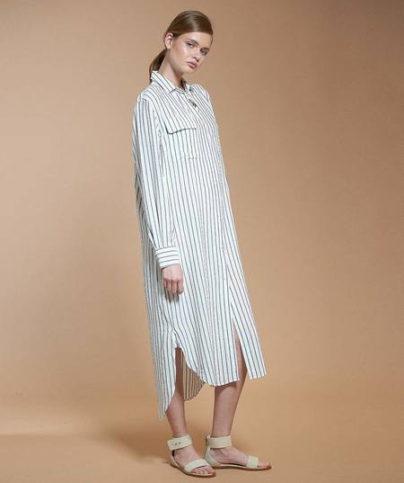 Hope Nox Pocket Shirt Dress