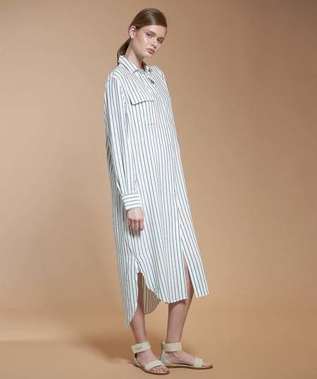 Hope Nox Pocket Shirt Dress