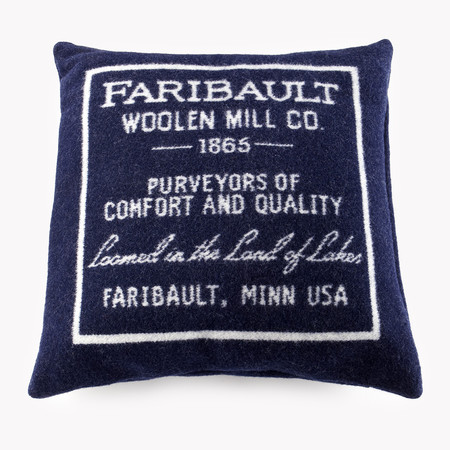 Faribault Logo Pillow Case