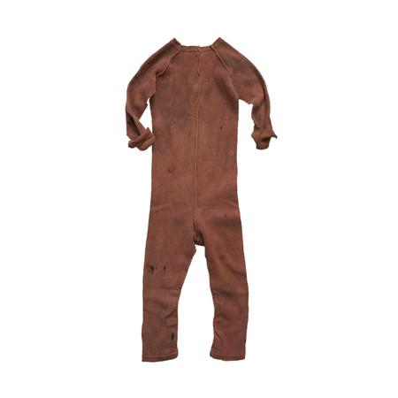 Kids Unisex Versatil-e Long Sleeve Baby Onesie & Beanie Set - Canyon