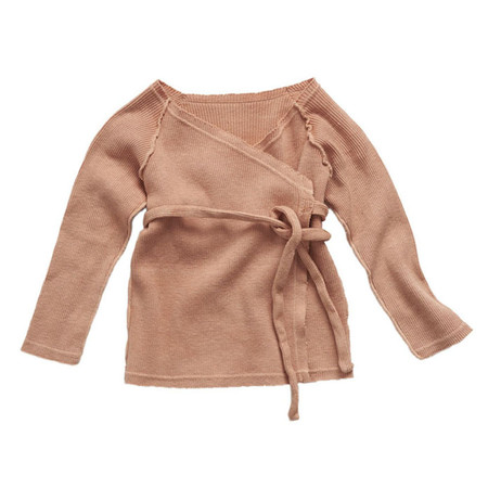 Kid's Versatil-e Organic Baby Wrap Top