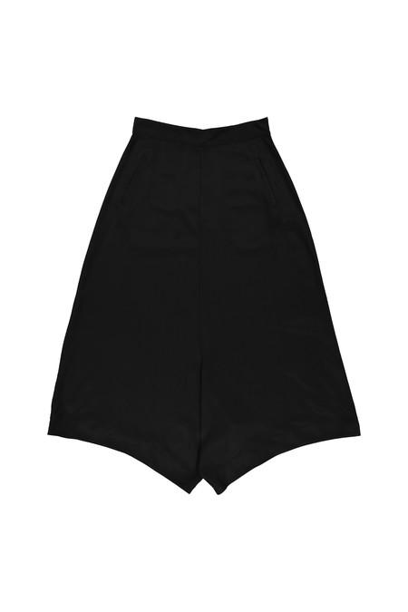 Alpha 60 Karen Culotte in Black