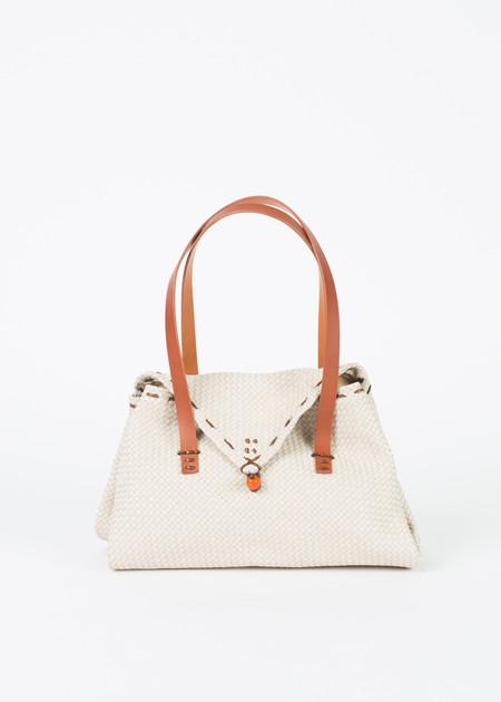 Henry Cuir Intention Woven Handbag