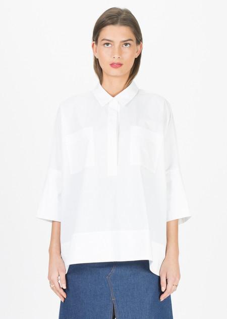 Schai Nehmo High-Low Shirt