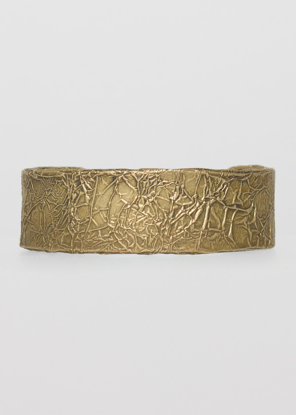 complexgeometries medium cuff | brass