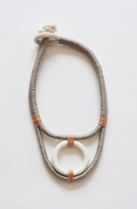 Gamma Folk Necklace No. 24