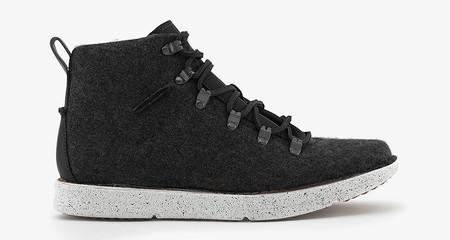 OHW? Dan Baskets Black Wool