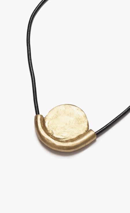 Osei-Duro Rising Sun Necklace