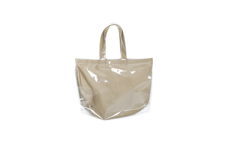 Purlicue CLEAR DUAL LAYER TOTE