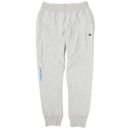CHAMPION LIVESTOCK REVERSE WEAVE JOGGER - OXFORD GREY