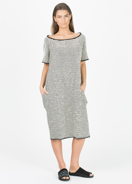 Schiess Germini Boat Neck Dress
