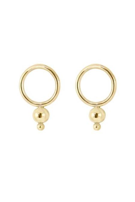 Young Frankk Double Drop Earrings