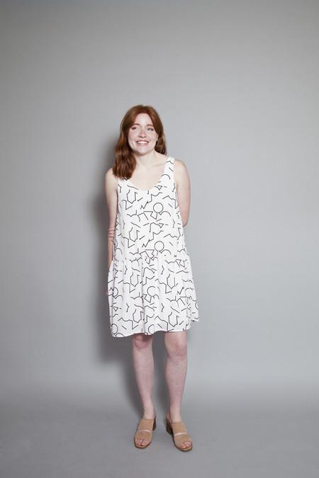 Eve Gravel - Bauhaus Dress