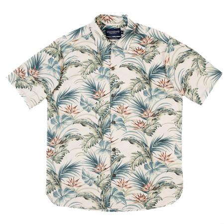 Freenote Cloth Hawaiian Shirt - Natural