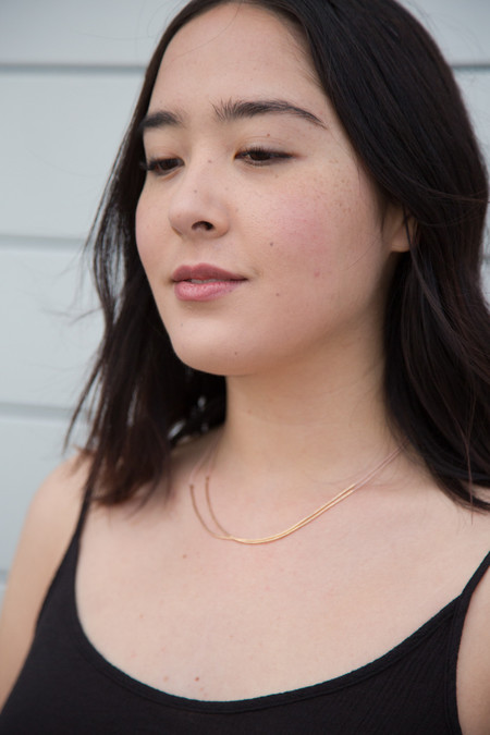 Abacus Row Andromeda Necklace