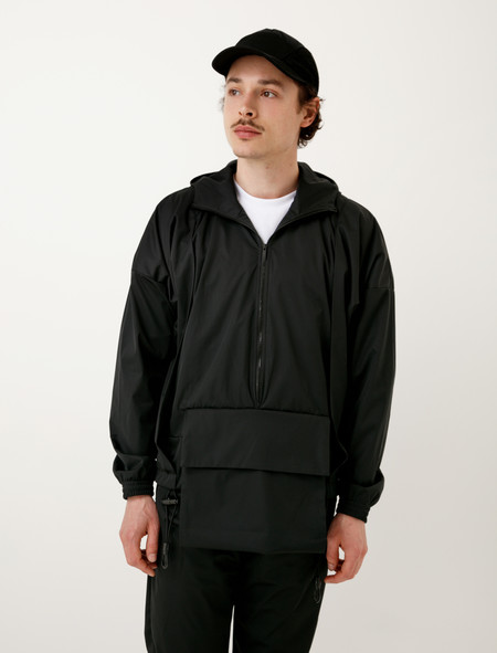 Cottweiler Hotel Tech Coat Black