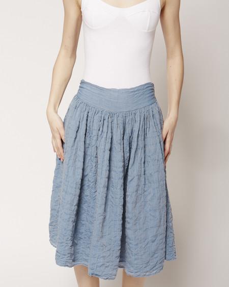 Atelier Delphine Calla skirt in sky