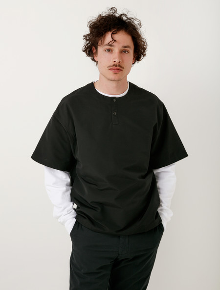 Paa Cage Jacket Black