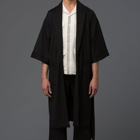 VESTMENT - Vik Robe - Black