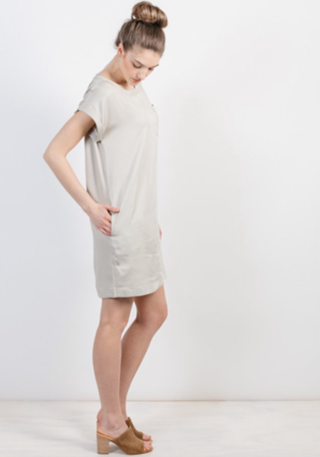 Bridge & Burn Sarah Dress Sand