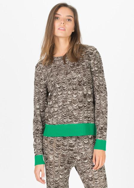 A Détacher Sequoia Knit Pullover