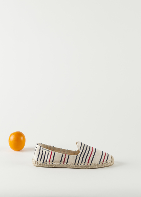 Soludos Striped Smoking Slipper