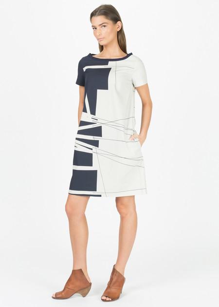 Antonelli Manila Short Sleeve Dress