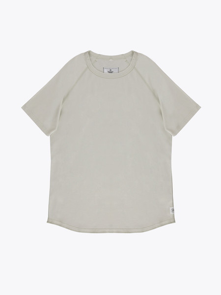 Reigning Champ Knit Cotton Jersey Raglan Tee