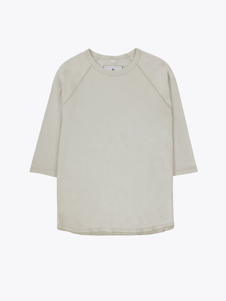 Reigning Champ Knit Ringspun Jersey 3/4-Sleeve-Tee