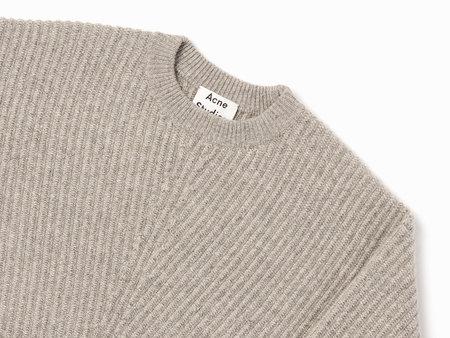 Acne Studios Acne Java Zip Sweater