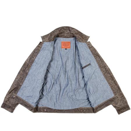 Freenote Cloth Waxed Riders Jacket - Beeswax