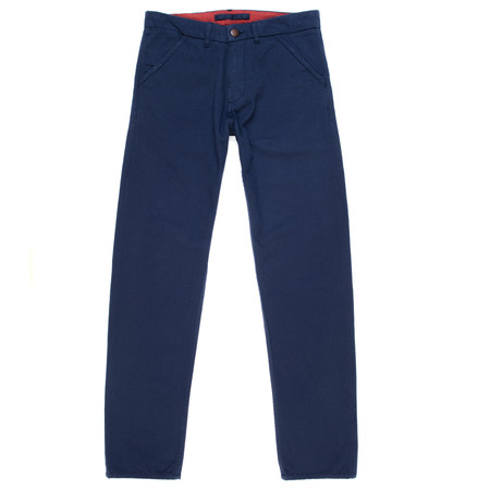 Freenote Cloth Workers Chino Slim Fit—Navy Japanese Twill
