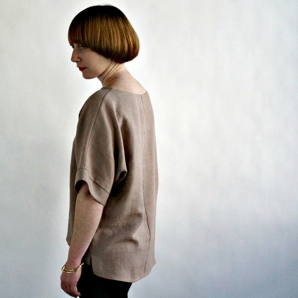 Janet Blouse by Hackwith Design House