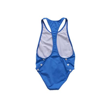 Kids Pacific Rainbow Sacha Swimsuit - Bleu Electrique