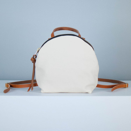 Eleven Thirty Anni Mini Backpack Spring: Ivory