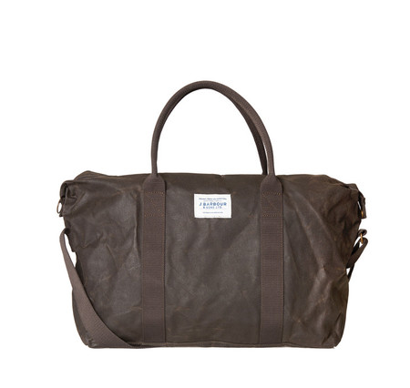 Barbour Dromond Holdall Olive