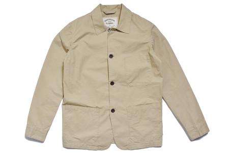 Portuguese Flannel Labura Sand Jacket