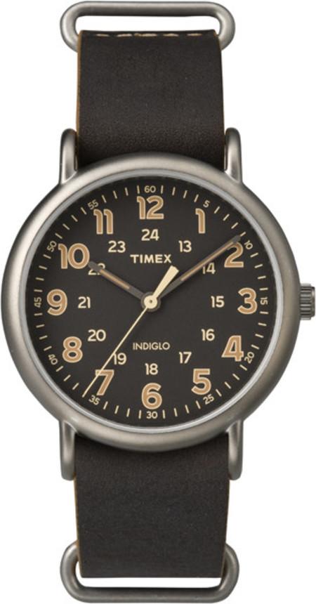 Timex Weekender Black Dial