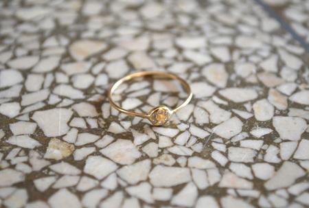 Scosha Lolli Ring in Gold & Diamonds